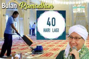40 Hari Menuju Ramadhan, Yuk Siapkan Lahir dan Batin dari Sekarang