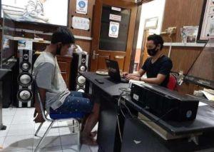 Polres Blitar Ringkus Pemuda Diduga Pembunuh Bos Toko Kelontong