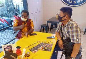 Tokoh Papua di DIY Beri Semangat Warga di Tengah Pandemi