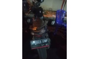 Ditabrak Motor, 2 Spesialis Pembobol Rumsong Nyaris Tewas Diamuk Warga