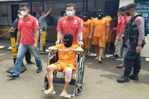 60 Tersangka Pencurian Motor di Bogor Dibekuk Polisi, Dua Ditembak