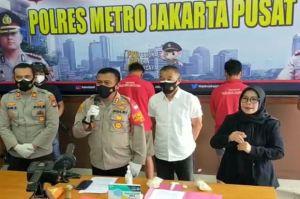 2 Anggota Geng Motor Pembacok Polisi Biasa Tenggak Miras Sebelum Beraksi
