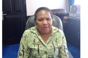 Bupati Jayapura Mathius Awoitau Tunjuk Timothius Demetouw Menjadi Plt Kepala Pelaksana BPBD Jayapura