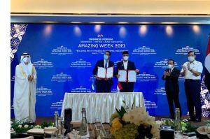 Gubernur Aceh Teken Kerja Sama Pengembangan dan Investasi Pariwisata dengan Murban Energy UEA