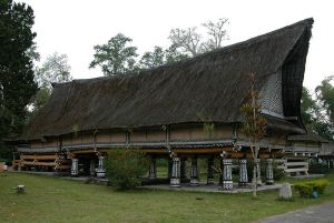 Rumah Bolon, Istana Rumah Kayu Raja Simalungun Tak Lekang oleh Zaman di Usia 5 Abad