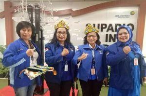 Moeldoko Kudeta Ketua Umum, Ibu-ibu Pengurus Partai Demokrat Kalbar Setia ke AHY