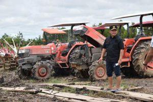 Gubernur Kalteng Optimis Program Food Estate Akan Berhasil