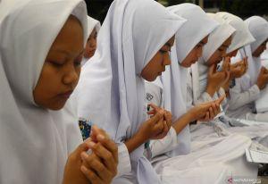 Begini Doa Sebelum dan Selama Ujian Sekolah Agar Tidak Grogi dan Gelisah
