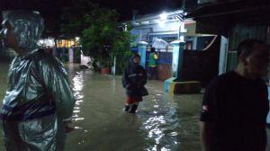 Hujan Lebat, Ratusan Rumah di Majalengka Kembali Dterjang Banjir