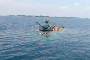 Kapal Nelayan Tenggelam di Perairan Pulau Gili Ketapang, Polisi Lakukan Penyelidikan