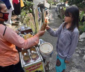Mengunjungi Kampung Jamu Wonolopo Semarang, Teduh Berhias Tanaman Empok-empon