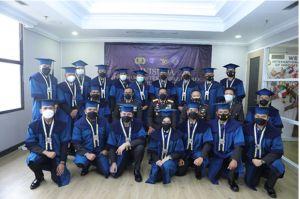 ITB Wisuda 20 Anggota Polri Magister Pakar Keamanan Siber