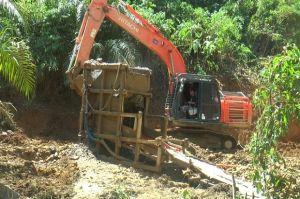 Hutan Lindung Ulu Masen Aceh Barat Diduga Rusak Akibat Tambang Emas Ilegal