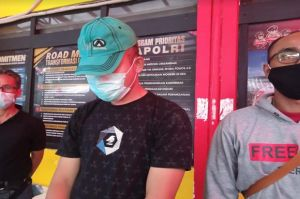 Sok Jagoan, Ini Penampakan Koboi Jalanan Kota Bandung Usai Ditangkap Polisi