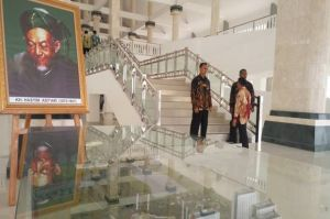 Masjid Raya KH Hasyim Asyari Gelar Salat Tarawih, Jamaah Wajib Terapkan Protokol Kesehatan