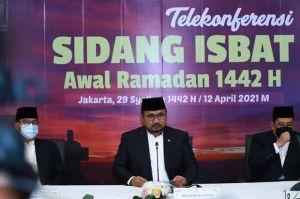 Ini Dasar Pemerintah Menetapkan 1 Ramadhan Jatuh Pada Selasa 13 April 2021
