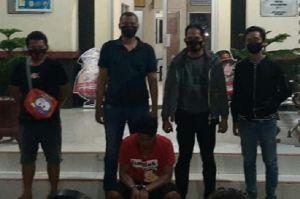 Remaja di Bangka Barat Diringkus Polisi Usai Bawa Lari Alat Tambang