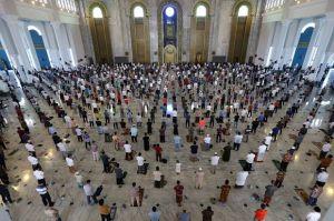 Panduan Pelaksanaan Ibadah Ramadhan dan Idul Fitri di Kota Surabaya