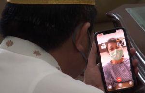 Video Call dengan Perawat RS Siloam Korban Penganiayaan, Gubernur Herman Deru Katakan Ini