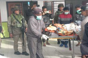 Teror Orang Tak Dikenal Hantui Intan Jaya Papua, 1 Pedagang Terkapar Dibacok