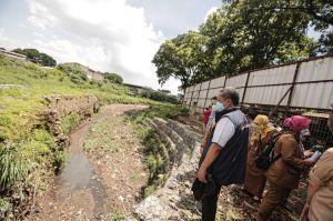 Percepat Tangani Banjir di Bandung, Kolom Retensi Bima Ditargetkan Selesai Tahun Ini