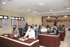 Wakil Wali Kota Gorontalo Gelar Rakor untuk Persiapan Pengamanan Idul Fitri