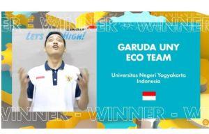 Bersaing dengan 12 Negara, Tim Garuda UNY Juara 1 di Shell Eco-Marathon 2021