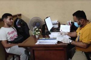 WNA Mesir Tertangkap Basah Selundupkan Ganja di Perbatasan Simalungun-Batubara
