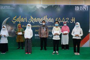 Ramadhan, Momentum BNI Tingkatkan Kepedulian dan Berbagi kepada Sesama