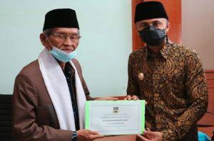 Pemda KBB Berikan Bantuan Hibah ke MUI Kabupaten, Kecamatan, dan Desa