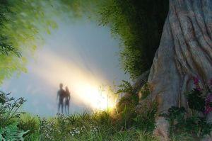 Kisah Tanda Cahaya Muhammad Para Nabi, Menurut Wahab bin Munabbih