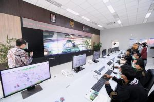 Presiden Joko Widodo Apresiasi Pemko Surabaya Realisasikan PSEL di TPA Benowo