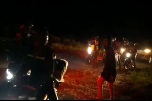 Dihalau Petugas, Para Pemudik Lolos di Jalur Tikus dengan Bantuan Warga yang Simpati