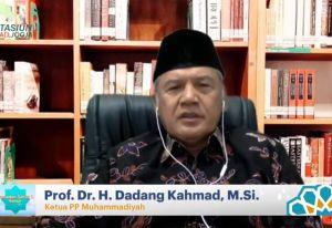 Begini Pesan Ketua PP Muhammadiyah untuk Mereka yang Rayakan Lebaran
