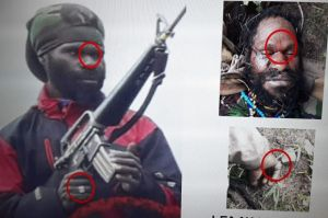 Lesman Walker, Komandan TPNPB OPM Pimpinan Lekagak Telenggen Ditembak Mati Pasukan TNI Polri