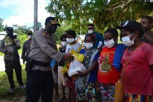 Rombongan Kapolres Maybrat Ditembaki, Polda Papua: Tak Ada Penyisiran Pasca Kejadian