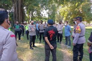 Penonton Membeludak, Pentas Barongan di Blora Akhirnya Dibubarkan Polisi