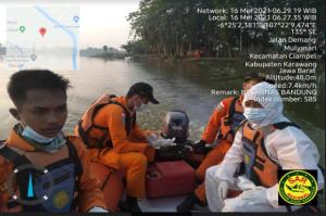 Wisata ke Pantai Santolo, Empat Warga Bandung Terseret Ombak