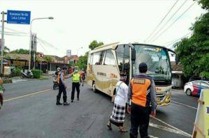 Selama Larangan Mudik Lebaran, 447 Kendaraan di Bali Diputarbalik