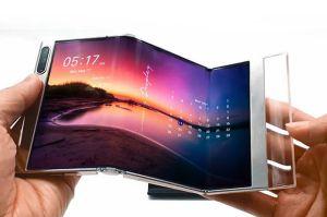 Samsung Display Pamerkan Teknologi Baru Konsep Layar Lipat