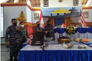 Serpihan KRI Nanggala-402 Berhasil Diangkat ke Permukaan