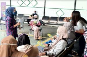 Banyak Pekerja Informal Belum Terlindungi, BPJamsostek Surabaya Rungkut Optimalkan Sapa Pagi