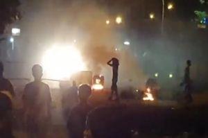Medan Mencekam, 2 Kelompok Pemuda Terlibat Bentrok, Bom Molotov dan Batu Berterbangan