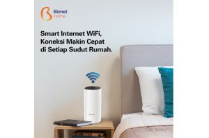 Biznet Luncurkan Smart Internet WiFi, Koneksi WiFi Cepat dan Stabil