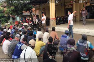 Dalam Dua Hari, Polda Banten Tangkap 284 Preman yang Meresahkan