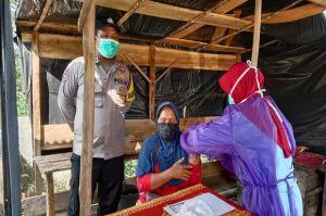 Baru 645 Vaksin Disuntikan ke Warga Lanjut Usia di Bangka Selatan