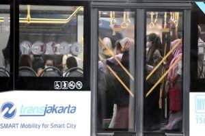 PPKM Mikro di Jakarta Tak Batasi Penumpang Transportasi Publik