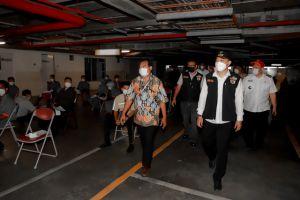 Swab Dadakan di Mal Surabaya, Pegawai dan Pengunjung Sempat Panik