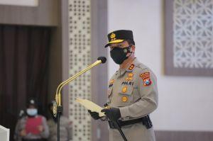 Kapolda Nico Pimpin Sertijab Pejabat Utama dan Kapolres Jajaran Polda Jatim
