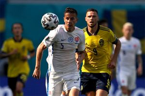 Piala Eropa 2020, Babak I: Swedia-Slovakia Temui Kebuntuan Mencetak Gol